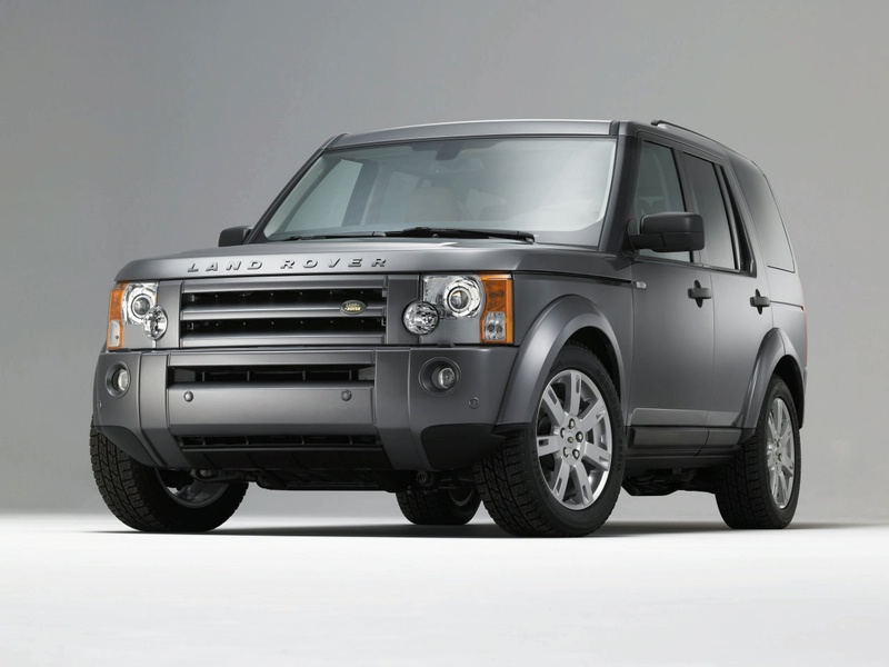 Запчасти для Land Rover Discovery 3